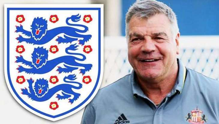 Allardyce set for England job confirms FA chairman Dyke
