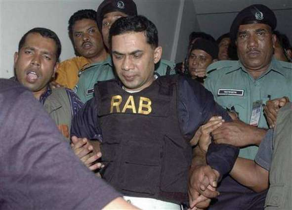 Bangladesh court convicts opposition leader's son