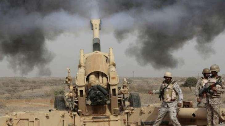 سعودی عرب خطے دی ڈوجھی وڈی فوج دا حامل ملک بنڑ گیا