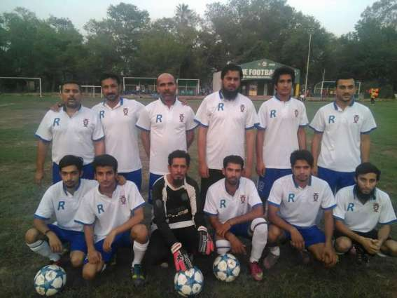 Quaid club beat Usmania in Fame football
