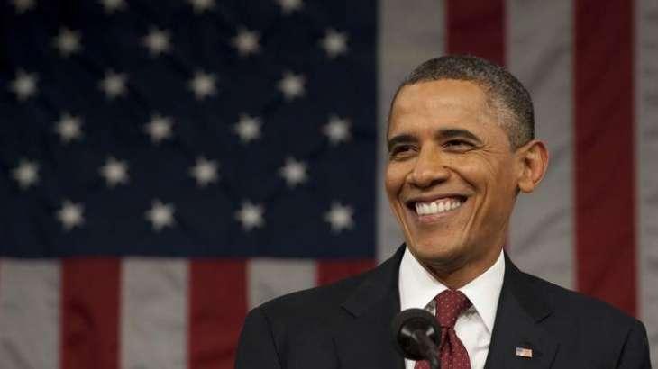 قنون نافذ کرنڑ آلے اداریاںکوں قوم دی مکمل حمایت حاصل ہے، اوباما