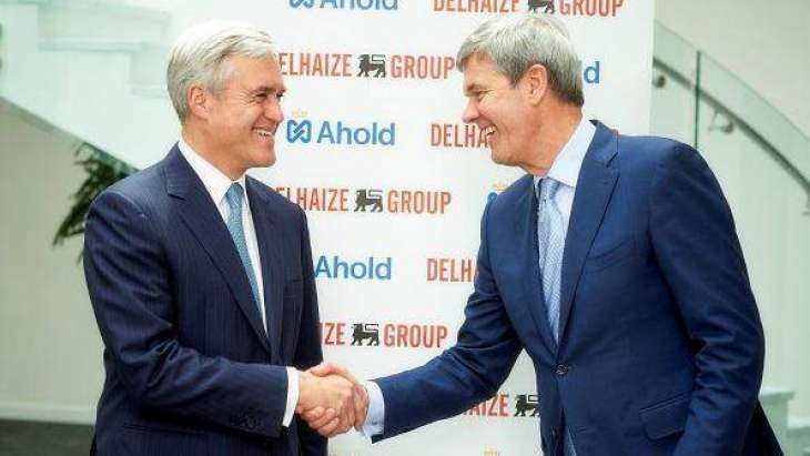 Ahold says to finalise mega-merger with Delhaize