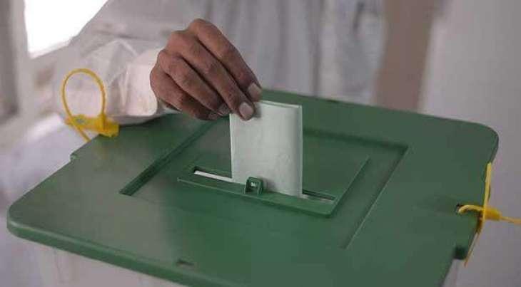 ووٹنگ نا عمل نا وخت آ غاوتا ازالہ ءِ کننگک، چیف سیکرٹری آزاد کشمیر
