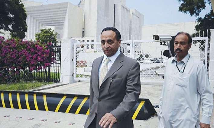 BHC judge tenders resignation