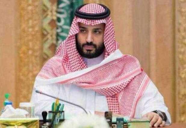 سعودی ولی عہد شہزادہ محمد بن سلمان واشنگٹن آ سرمس، امریکی سروک آتون اوڑدہی تیٹی داعش نا برخلاف گام گیج آتیا درشانِ خیال