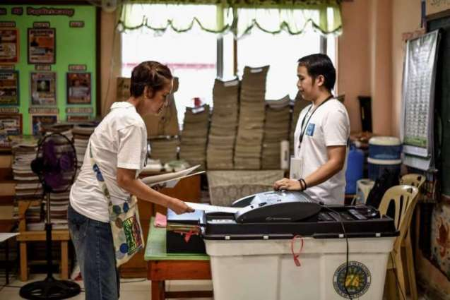 9-hour polling ends; vote-count starts