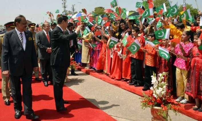 PCJCCI for establishing 'Pak-China Cultural Street'