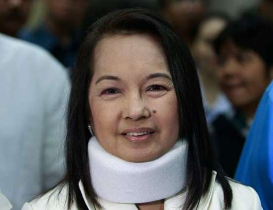 Philippines' ex-leader Arroyo freed