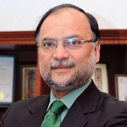 وزير التخطيط والتنمية الباكستاني: باكستان لن تريد أي مسيرة طويلة سياسية