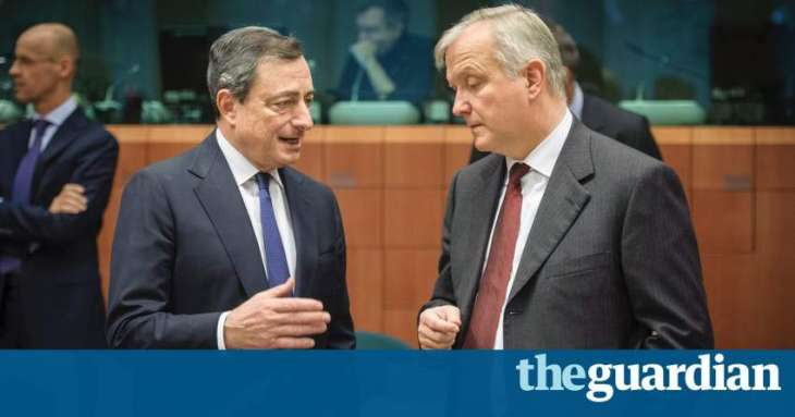 Eurozone banks face problem of weak profitability: ECB chief