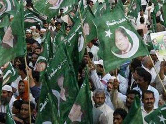 PML-N's Mian Muhammad Yasir Rashid declared winner from LA-33