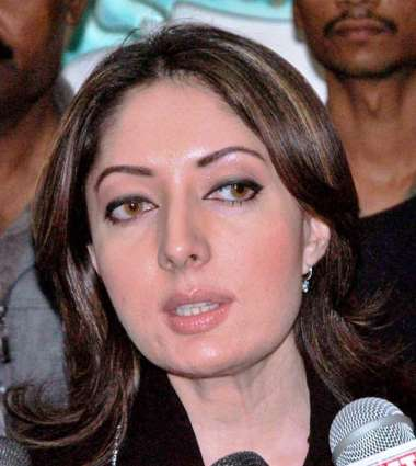 NAB's letter to disqualify Sharmila Farooqi