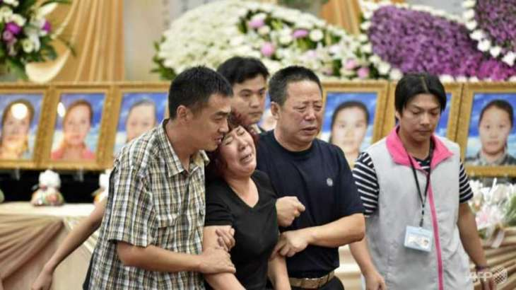 Chinese relatives demand truth about tourist bus inferno