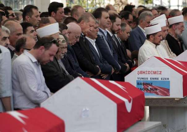Yousaf urges people to offer special prayers for Turkish coup martyred
