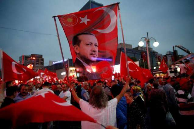 Week after Turkey coup bid, EU slams 'unacceptable' purges