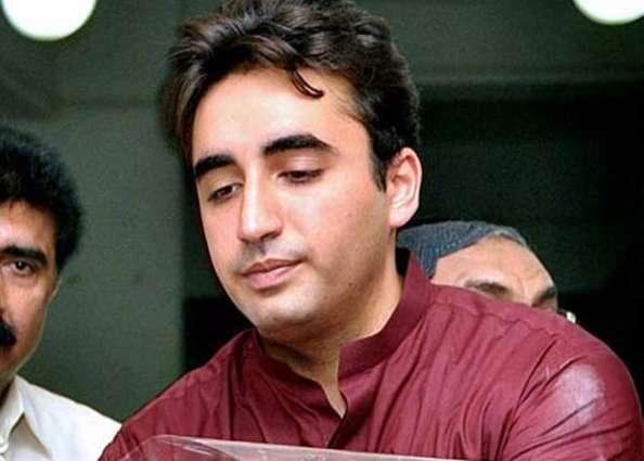 Bilawal Bhutto condoles demise of Mairaj Mohammad Khan
