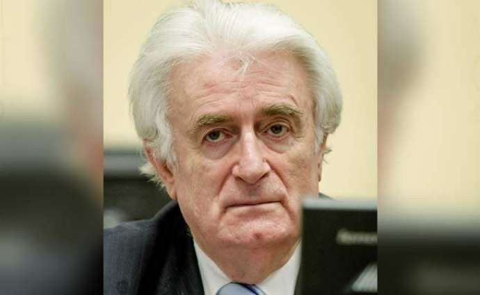 Karadzic appeals 40-year genocide sentence