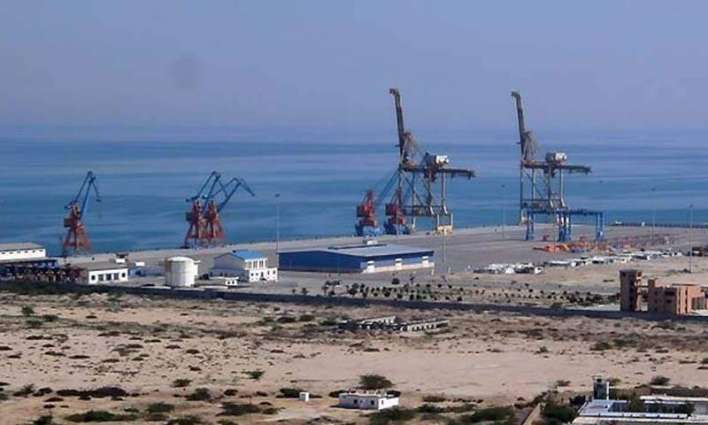 Gwadar has potential to become one of world's  largest ports