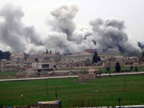 Russian warplanes targeted US, British outpost in Syria: report