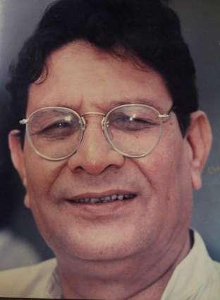 سینئر سیاستدان و مسکوہی بنجائی وزیر معراج محمد خان بھلو اوخت اسینا ناجوڑی آن پد کذیت کرے