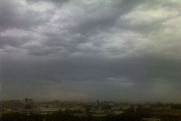 Cloudy weather with chances of drizzle likely in Karachi