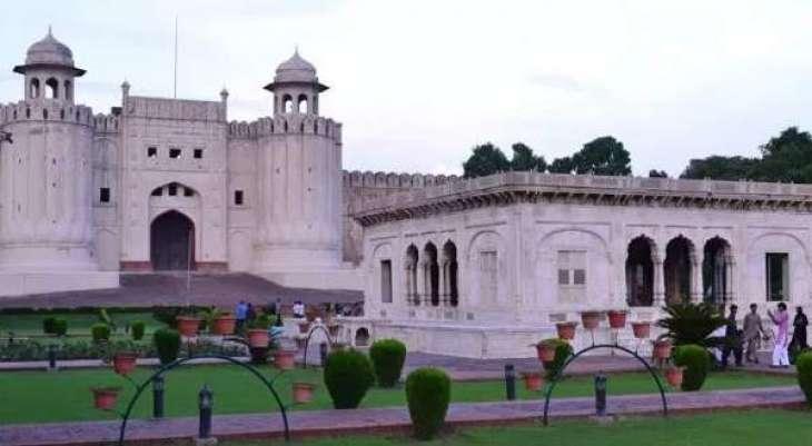 ETPB Chairman visits birth place of Maharaja Ranjeet Singh