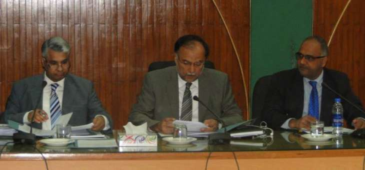 Ahsan for formulating National Plan of Action for STEM subjects