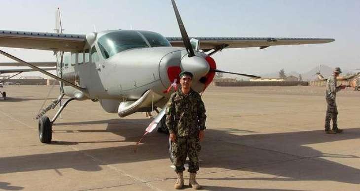 آمريڪا افغانستان جي هوائي فورس جي لاءِ وڌيڪ 4 ويڙهاڪ جهاز فراهم ڪري ڇڏيا