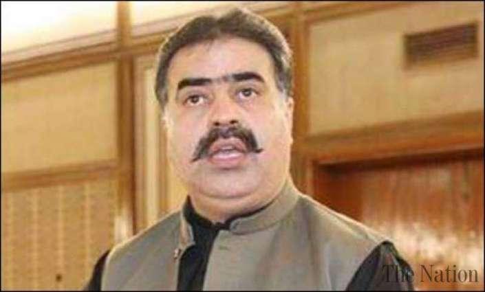 CM Sanaullah Zahry announces 5 lacs reward for Muhammad waseem