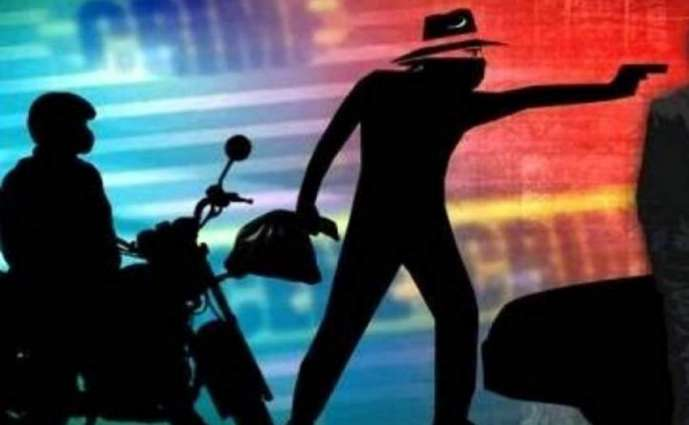Dacoits arrested,items recovered