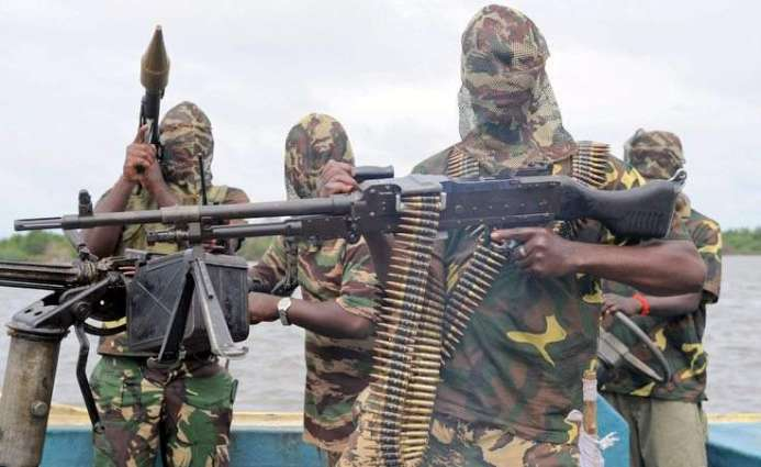 Nigerian militants deny talks to end oil attacks