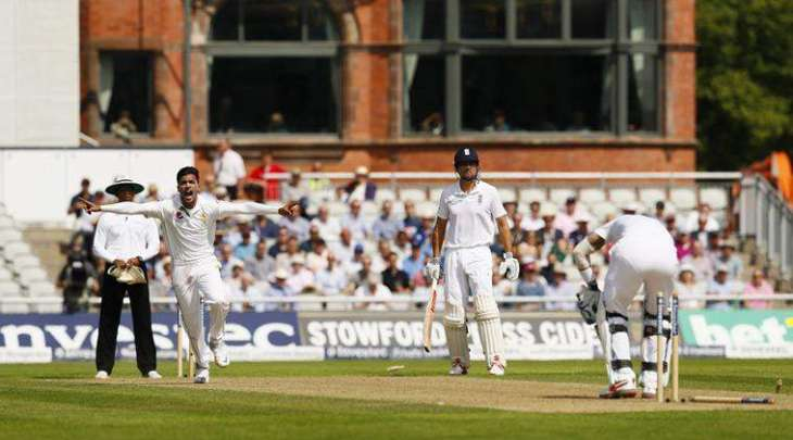 Cricket: England v Pakistan 2nd Test scoreboard