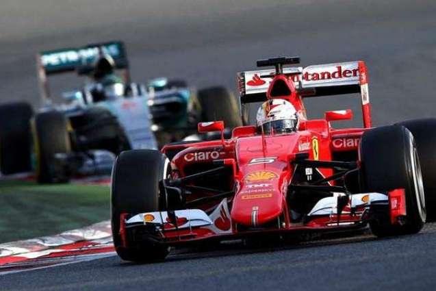 Formula One: Hungarian Grand Prix practice times - 1st update