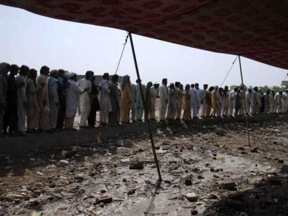 1310 families repatriated after clearance of areas by army in South Waziristan Agency