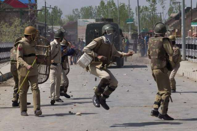 Kashmir on fire as protests over killing of Kashmiri leader surprise 