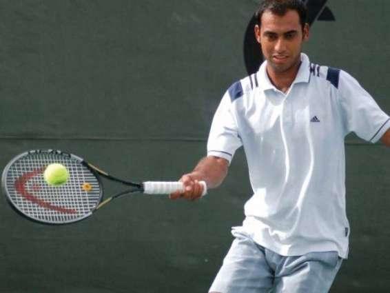 Aqeel, Talha reach in tennis championship semi finals