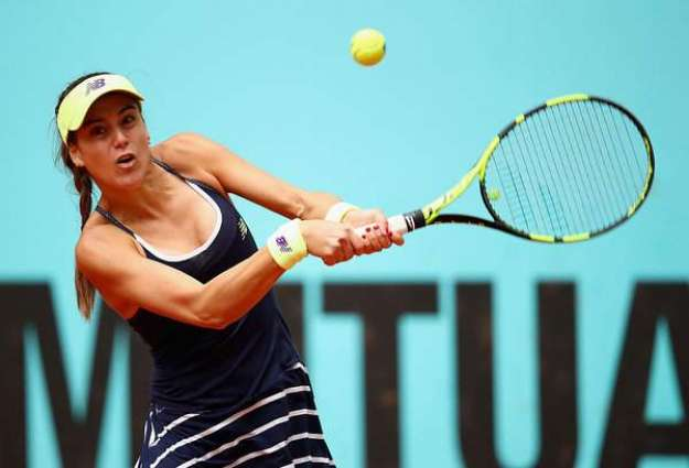 Tennis: WTA Stanford results - 2nd update