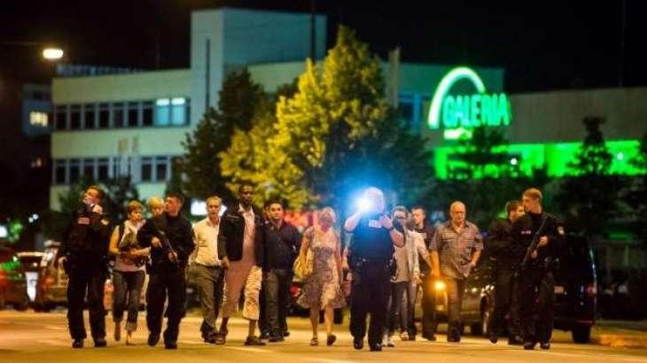 Iran condemns Munich mall attack