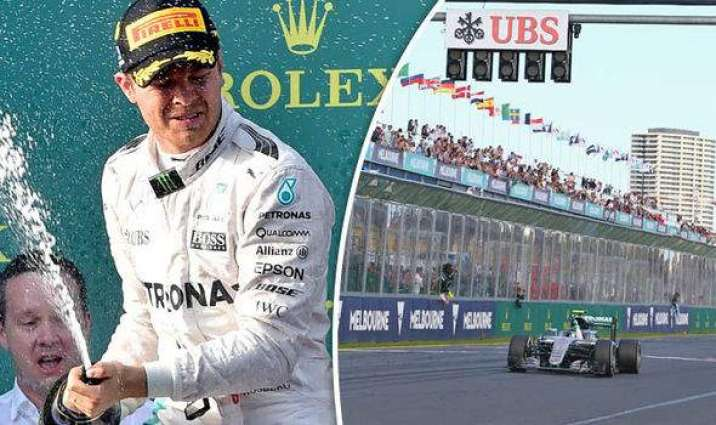 Formula One: Rosberg on top again as Hamilton labours