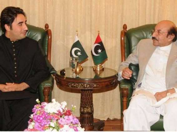 Dubai: PPP Chairman will meet CM sindh, decision over rangers issue is expected