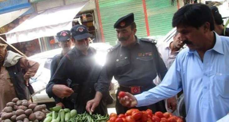 15 shopkeepers arrested for decanting