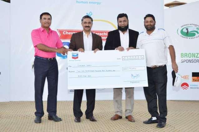 Sindh Open Golf Championship next month