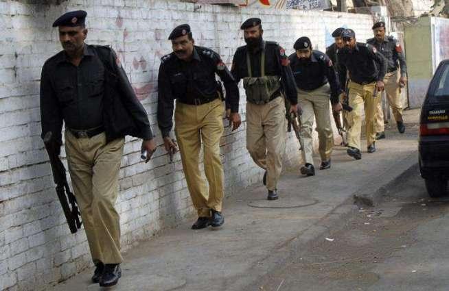ضلع رحیم یار خان پولیس اچ پولیس کانسٹیبلان دی ترقی کیتے لسٹ اے دا امتحان (اج) تھیسی