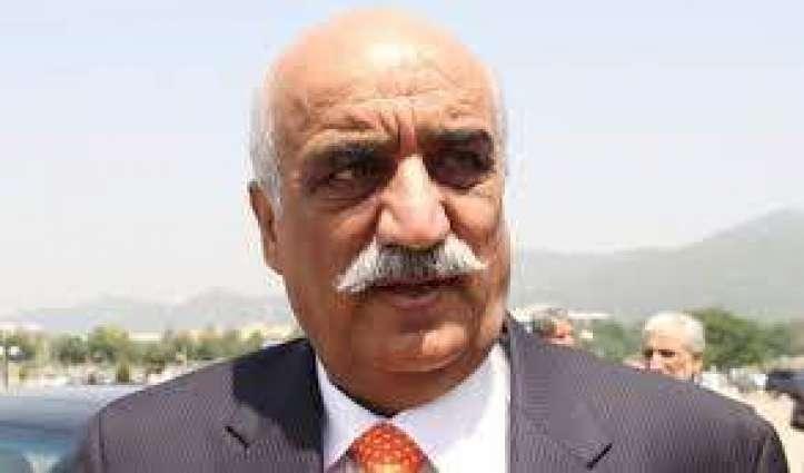 Opposition leader Khurshid Shah says that Abdul Sattar Edhi deserves for Noble prize.