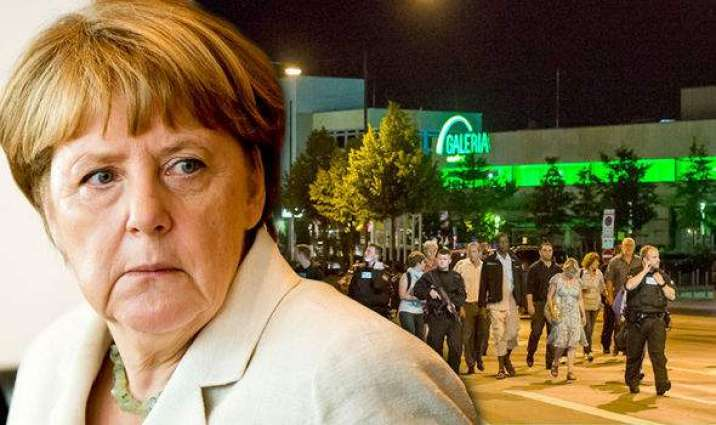 Merkel deplores 'night of horror' in Munich