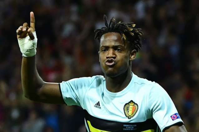 Football: Marseille sign Batshuayi's younger brother