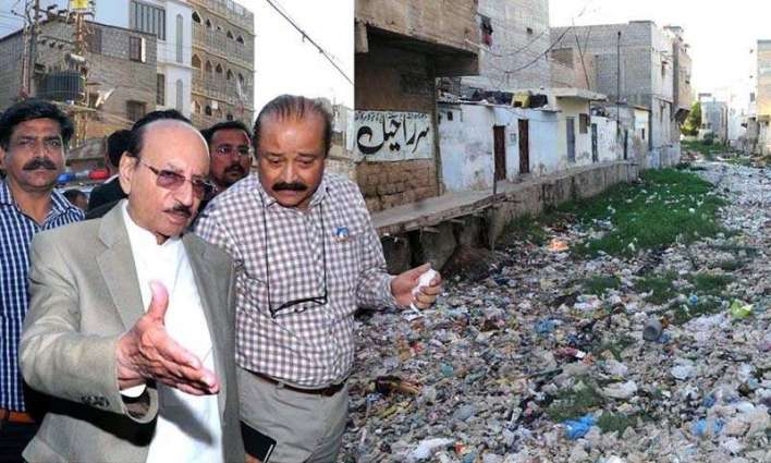 Qaim assures to give city a different look within two months