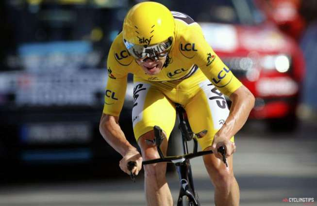 Cycling: Froome close to third Tour as Izaguirre wins 20th stage