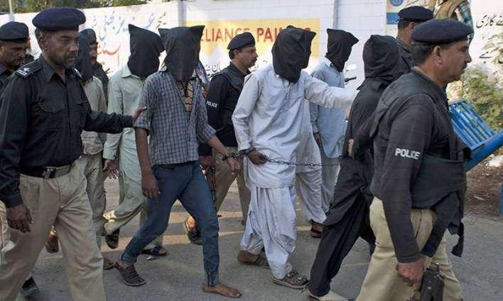 3 Afghans arrested