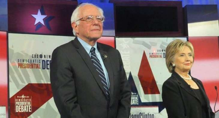 No we can't: Hard-core Sanders fans reject Clinton